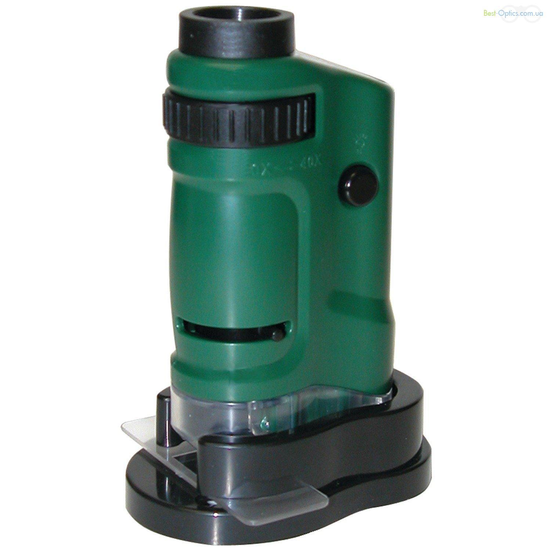 Карманный микроскоп Carson Micro Brite