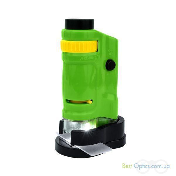 Микроскоп National Geographic Compact Handheld 20-40x