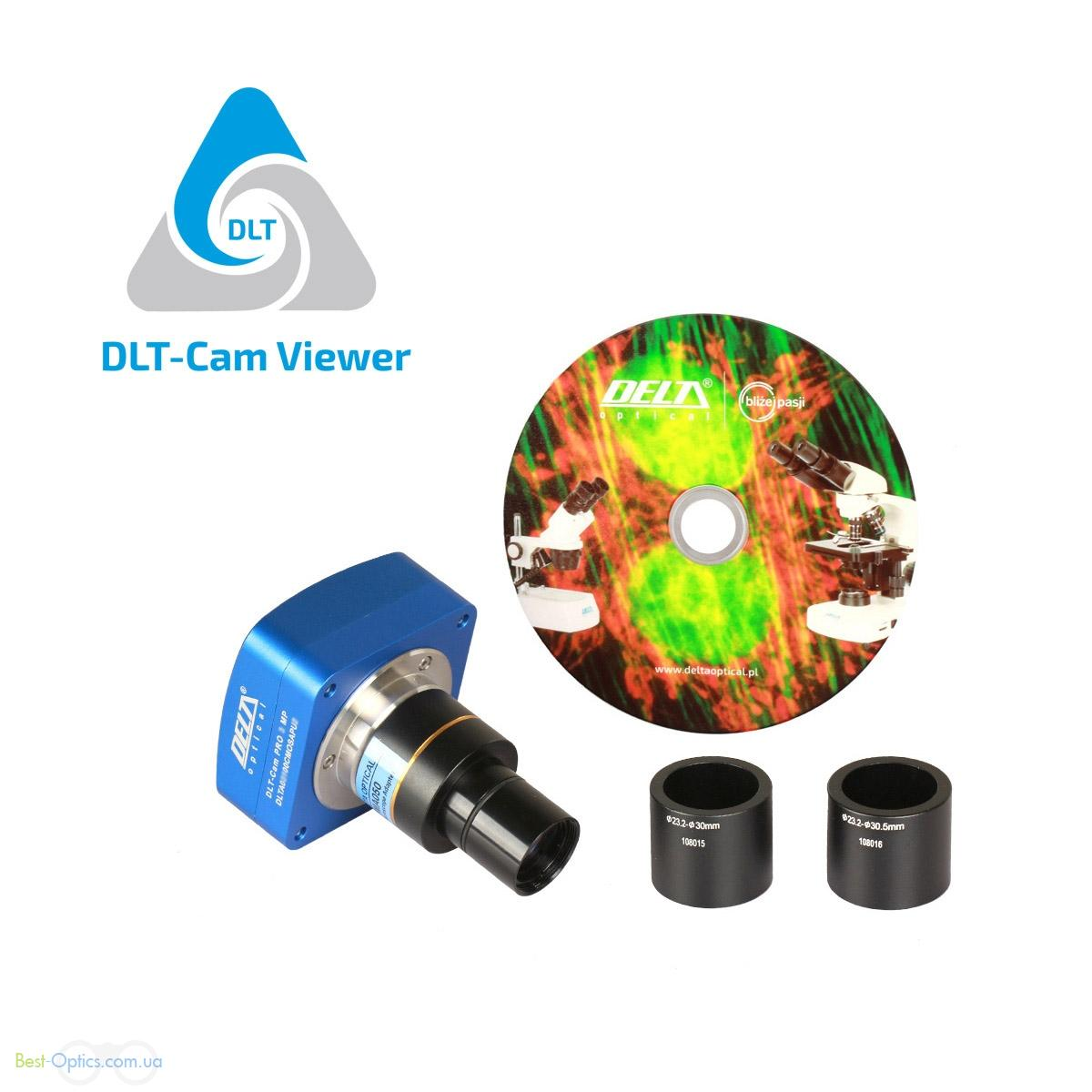 Цифровая камера Delta Optical DLT-Cam PRO 1.3MP USB 2.0