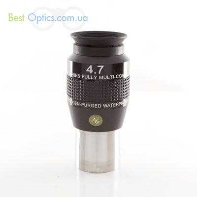 Окуляр Explore Scientific 4.7 мм 82 Series Waterproof, 1.25`