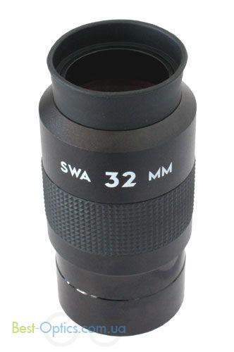 Окуляр Sky-Watcher SWA 32 мм, 2`