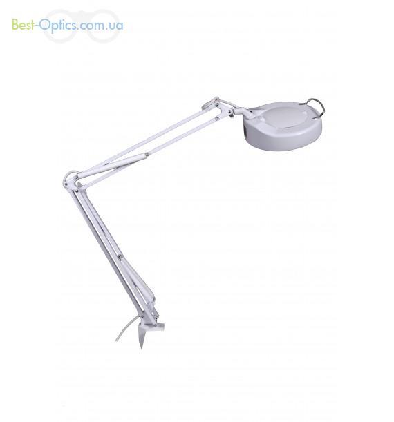 Лампа-лупа Magnifier Cosmet Lamp 5D 130 мм 2.25x