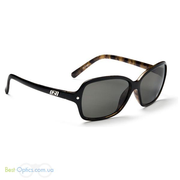 Очки солнцезащитные Optic Nerve Feltsense 2 Tone Black (Polarized Smoke)