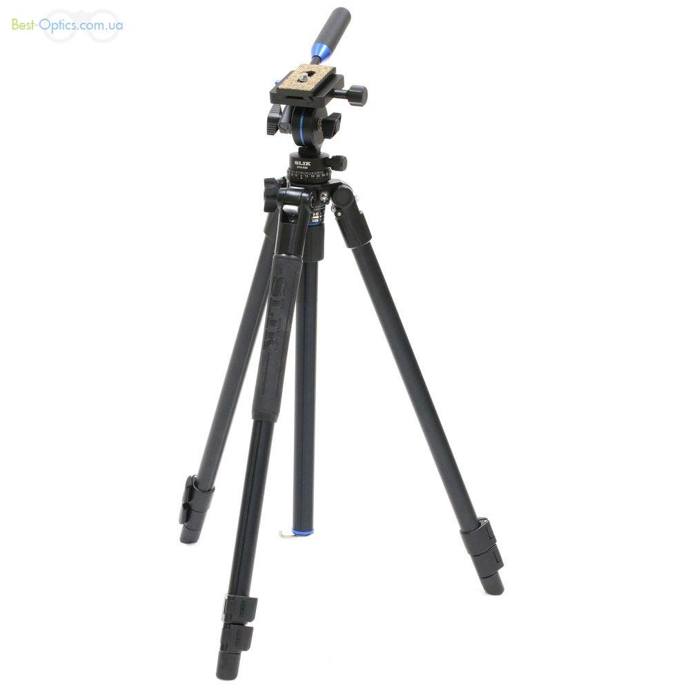 Видео штатив Slik Pro AL-323 SVH