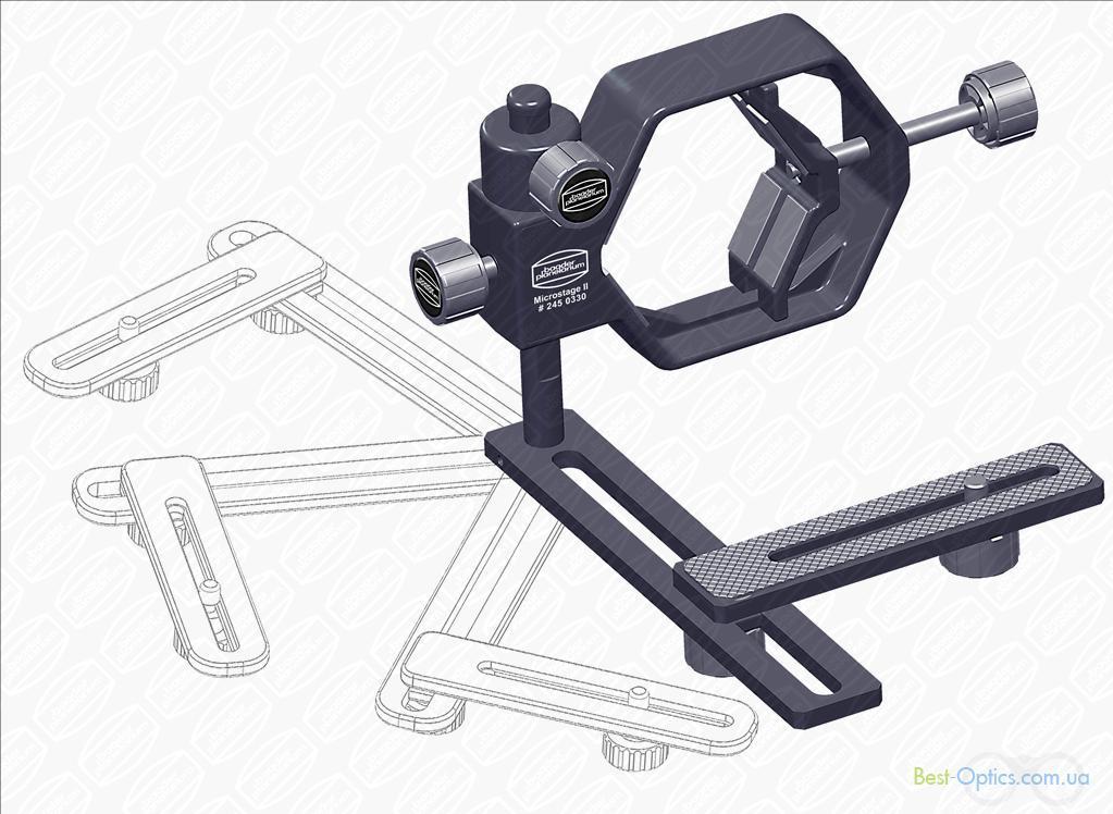 Адаптер для крепления камер Clickstop (Microstage II)