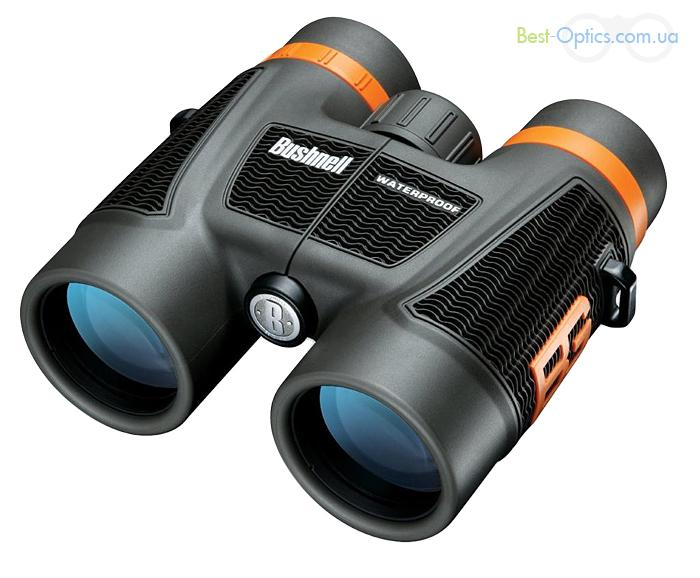 Бинокль Bushnell 10x42 Bear Grylls Edition
