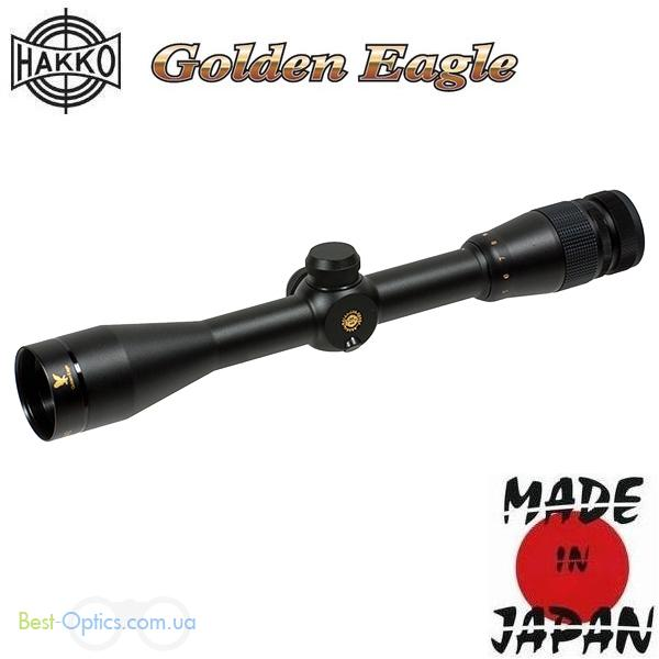 Прицел оптический Hakko Golden Eagle 3.5-9х40 (Duplex)