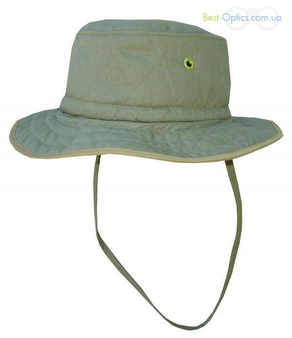 Термо охлаждающая панама Techniche HyperKewl™ Ranger Cap (зеленая)