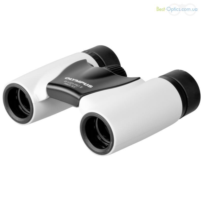 Бинокль Olympus RCII 8x21 Pearl White
