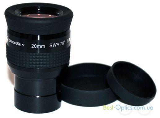 Окуляр DeepSky Black SWA 20 мм