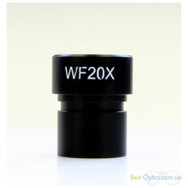 Широкоугольный окуляр Bresser WF 20х