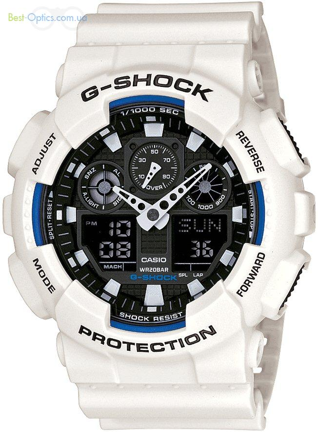 Часы наручные Casio GA-100B-7AER