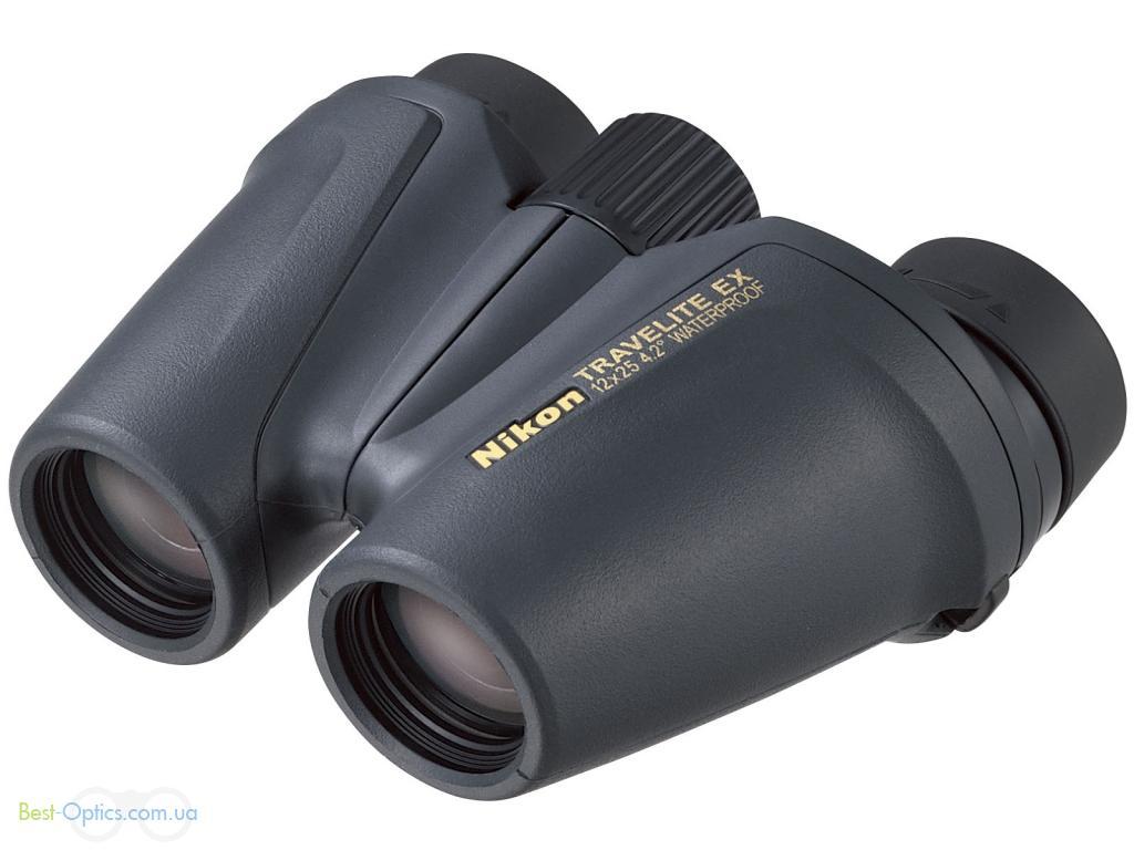 Бинокль Nikon Travelite EX 12x25 CF