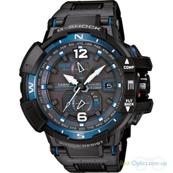 Часы наручные Casio GW-A1100FC-1AER