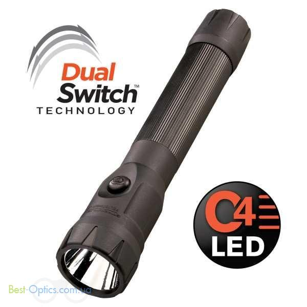 Фонарь Streamlight PolyStinger DS LED Black