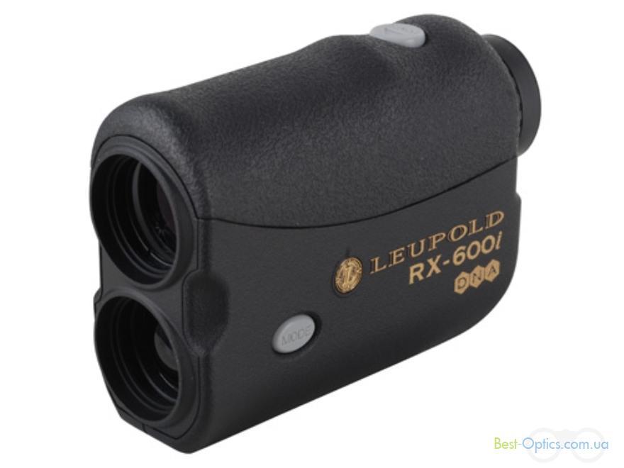 Лазерный дальномер Leupold RX-600i Laser Rangefinder Black