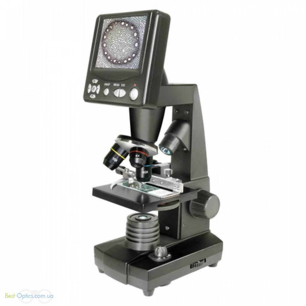 Микроскоп Bresser Biolux LCD 50-2000x