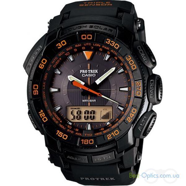 Часы наручные Casio PRG-550-1A4ER