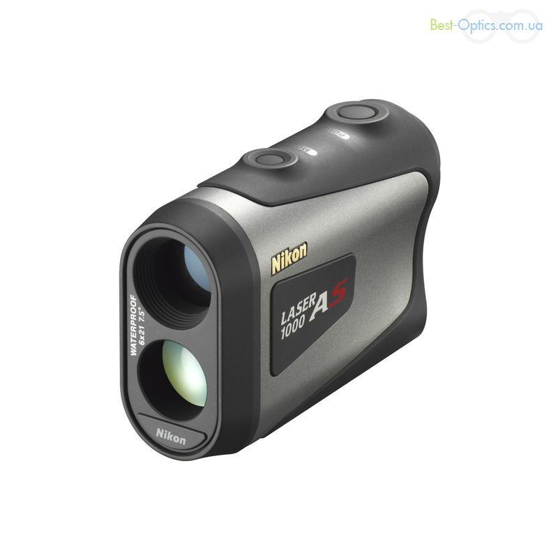 Лазерный дальномер Nikon Rangefinder 1000A S