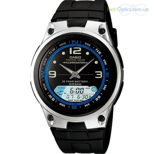Часы наручные Casio AW-82-1AVEF