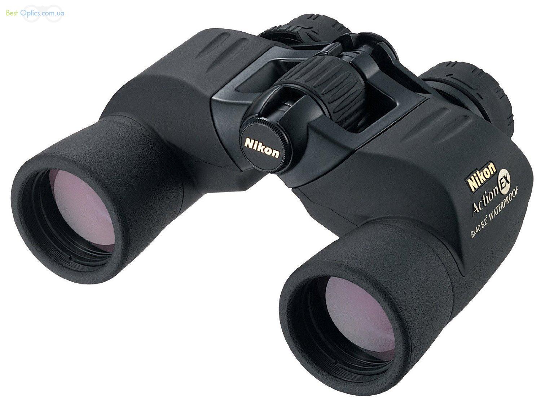 Бинокль Nikon Action EX 8х40 CF WP
