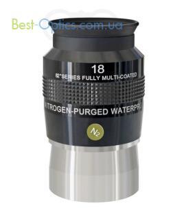 Окуляр Explore Scientific 18 mm 82° Series Waterproof N2