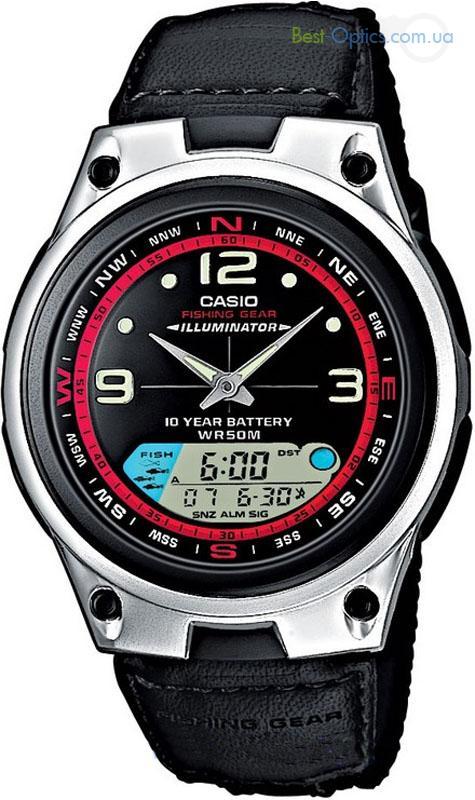 Часы наручные Casio AW-82B-1AVEF