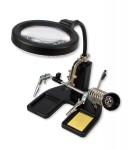 Увеличительное стекло  (паяльная станция) Carson Pro SolderMag 1.75-4.5х
