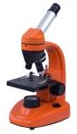 Микроскоп Levenhuk Rainbow 50L NG Orange/Апельсин