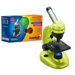 Микроскоп Levenhuk Rainbow 50L NG Lime/Лайм
