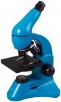 Микроскоп Levenhuk Rainbow 50L PLUS AzureЛазурь