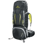 Рюкзак Ferrino Overland 65+10 Black/Yellow