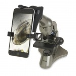 Микроскоп Carson MS-040 с адаптером для смартфонов