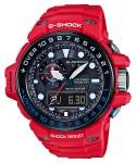 Часы наручные Casio GWN-1000RD-4AER