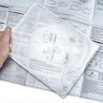 Увеличительное стекло Carson Page Magnifier 2x