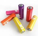 Батарейка ZMI Rainbow AA