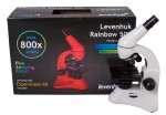 Микроскоп Levenhuk Rainbow 50L Moonstone/Лунный камень