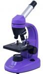 Микроскоп Levenhuk Rainbow 50L NG Amethyst/Аметист