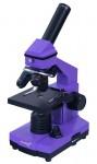 Микроскоп Levenhuk Rainbow 2L NG Amethyst/Аметист