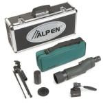 Подзорная труба Alpen 15-30х50 KIT Waterproof