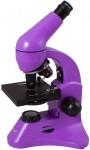 Микроскоп Levenhuk Rainbow 50L PLUS AmethystАметист