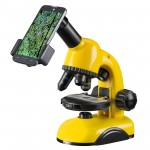 Микроскоп National Geographic Biolux 40x-800x (с адаптером для смартфона)